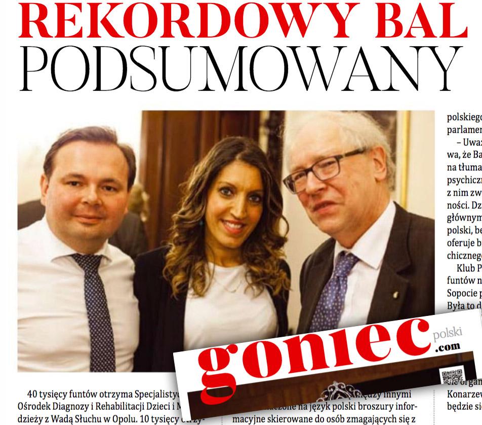 balpolski, bal polski, jola piesakowska, Dr Rosena AllinKahn, Pawel Mes