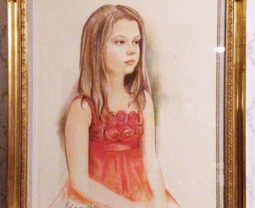 Wygraj sesję portretową u znanej portrecistki Barbary Kaczmarowskiej Hamilton i pomóż dzieciom z Przybysławic