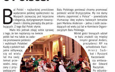 Nie Damy Nikomu Zapomnieć o Polsce! 47 Bal Polski w Coolturze